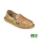 SANUK-DONNA OJAI FOLK 格紋造型懶人鞋-女款(淺棕色)