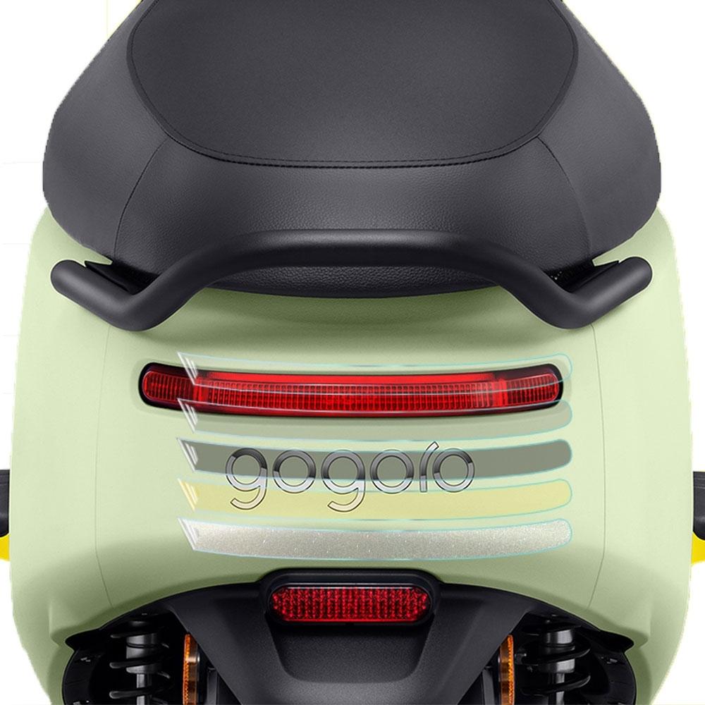 o-one GO螢膜 Gogoro3 車尾燈保護貼 滿版全膠保護貼 超跑包膜頂級原料犀牛皮