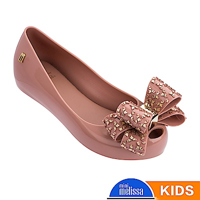 Melissa 經典娃娃鞋-兒童款-粉