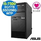 ASUS ESC500 G4 i5-7500/8GB/SSD256G+1TB/W7P