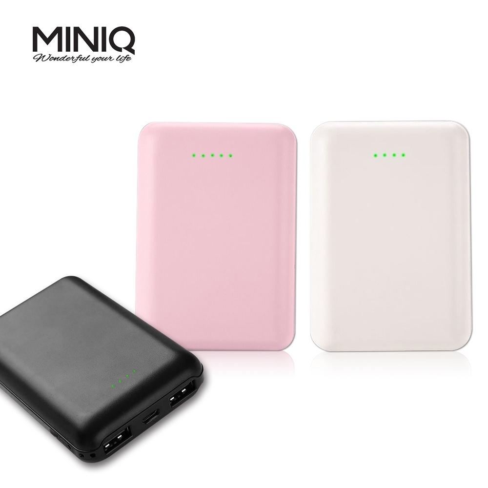 MINIQ 10000 饅頭機 輕巧迷你 鋰聚合物行動電源 台灣製 (有掛繩孔)