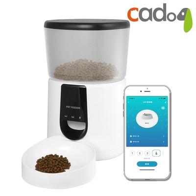 Cadog WIFI智慧寵物自動餵食器 CP-FW210