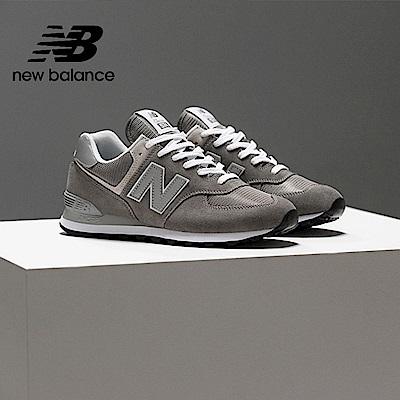(IU著用款) New Balance 復古鞋_中性_灰色_ML574EGG-D楦