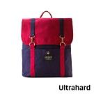 Ultrahard 閱讀作家後背包系列-莫泊桑(紅藍)