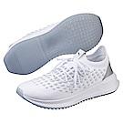 PUMA-AVIDFusefit 男女慢跑鞋-白色
