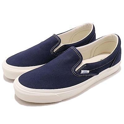 Vans 滑板鞋 OG Classic Slip-On 男鞋