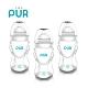 PUR Advanced Pro-flo防脹氣寬口PP奶瓶3入組250ml product thumbnail 2