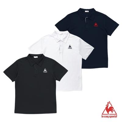 【時時樂限定】公雞牌短袖POLO衫 男-三色-LLN21445