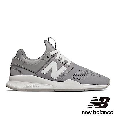 New Balance 復古鞋WS247UE 女灰色