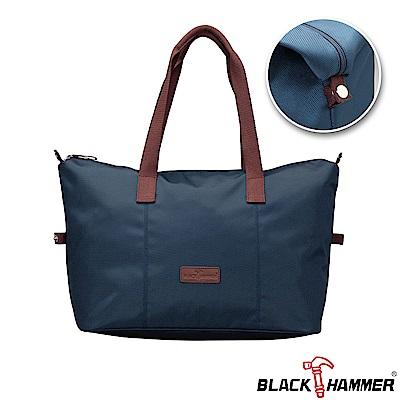 BLACK HAMMER 旅行袋-藍