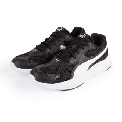 【PUMA】90s Runner 慢跑鞋 男-黑/白(37254903)