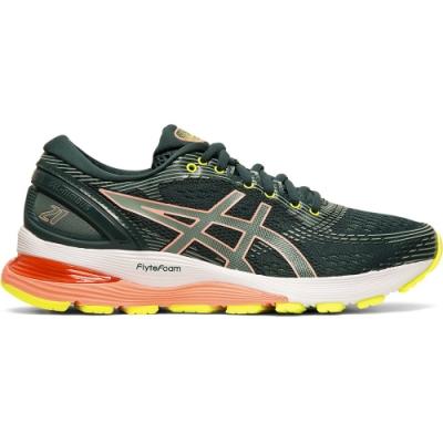 ASICS GEL-NIMBUS 21 女跑鞋 1012A156-300