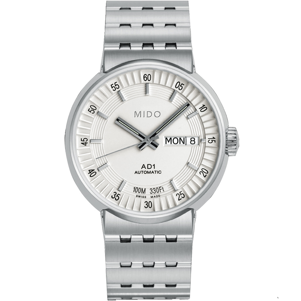 MIDO 美度 All Dial 羅馬競技場系列機械錶-38mm