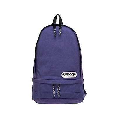 潮流後背包-紫色 ODCR06PL