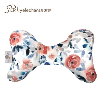 Baby Elephant Ears 寶寶護頸枕 - 水彩花