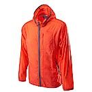 Wildland荒野男15D超輕低防水高透氣外套橘紅