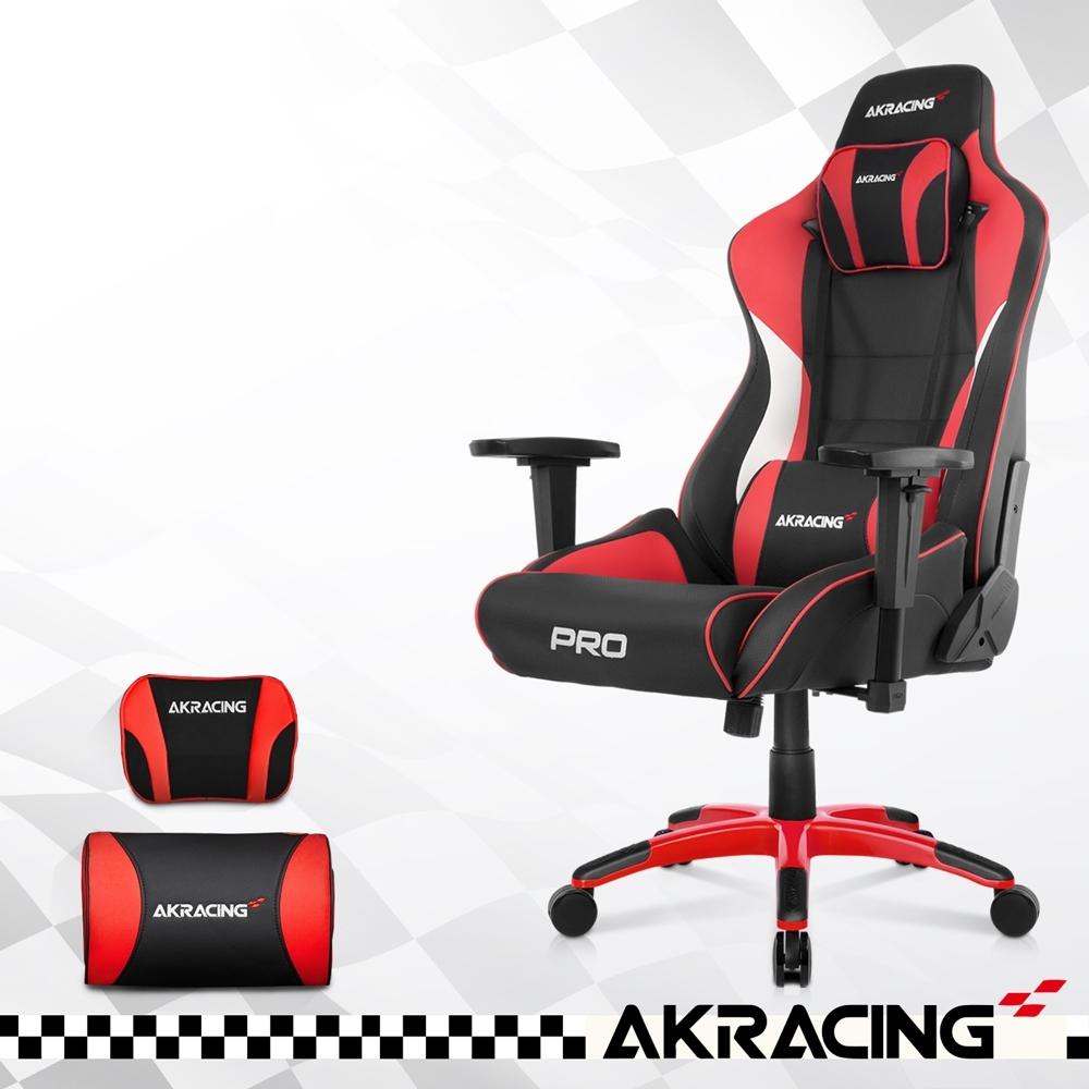 AKRACING_超跑電競椅大師旗艦款-GT666 PRO X SERIES W73*D65*H126~134 cm