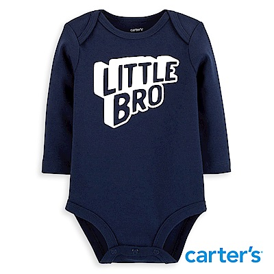 Carter's 趣味圖文包屁衣