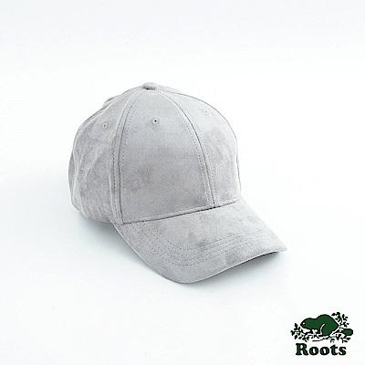Roots-配件-艾莉克西斯棒球帽-灰