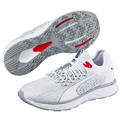 PUMA-SPEED600FUSEFITWns女慢跑鞋-白色