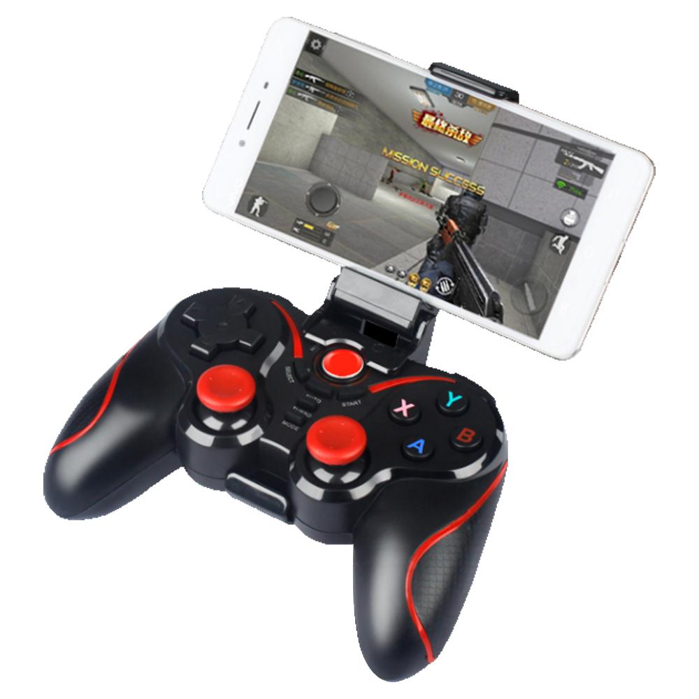 手機/電腦HD震動遊戲把手 (附手機支架)