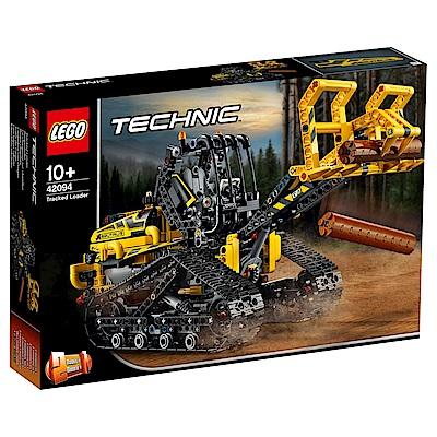 樂高LEGO 科技系列 - LT42094 履帶式裝載機