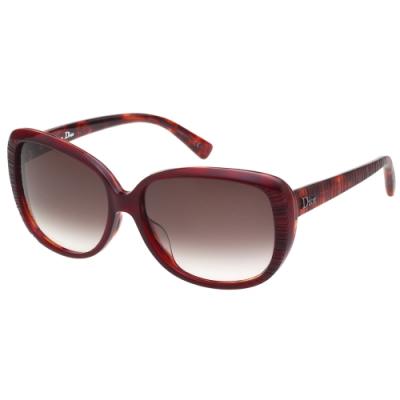 Dior 經典復古 太陽眼鏡(亮琥珀色)