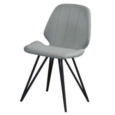 MUNA 驛亭皮餐椅/休閒椅 47X58X84.5cm