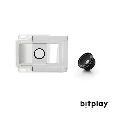 bitplay ALLCLIP 通用鏡頭夾+廣角微距2IN1鏡頭 入門組合