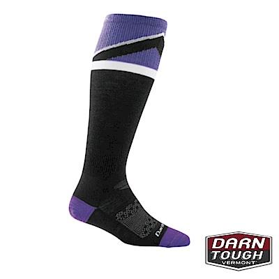 【美國DARN TOUGH】女羊毛襪Mountain滑雪襪(隨機)