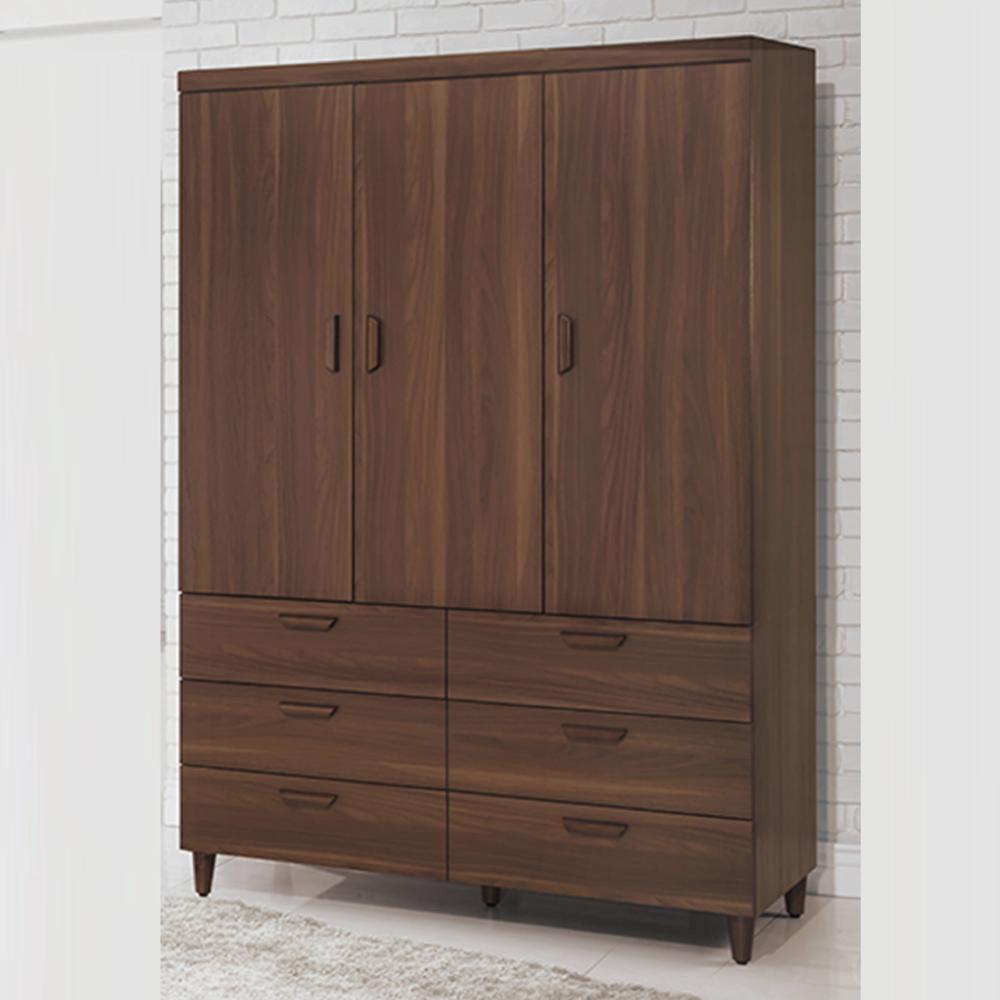 AS-蜜琪北歐4x7尺衣櫥-120x58x192cm