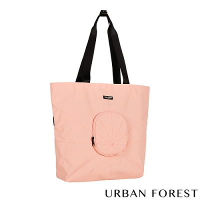 URBAN FOREST都市之森 樹-摺疊托特包/側肩包 (基本色)