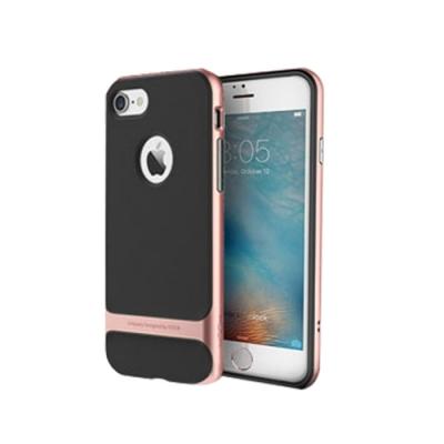 Rock iPhone7 Plus 5.5吋 雙材質強化防摔抗震手機殼