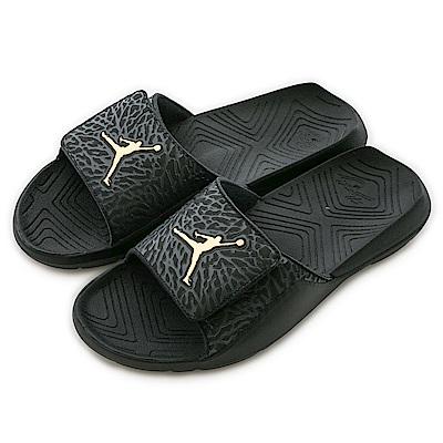 Nike耐吉JORDAN-運動拖鞋-男