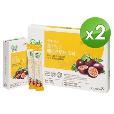 【正官庄】高麗蔘百香清淨飲 30入x2盒