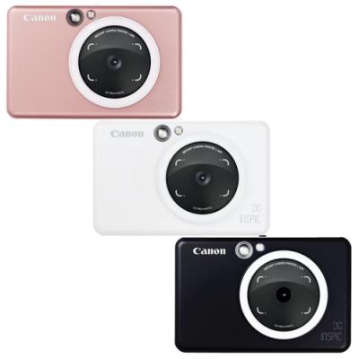 Canon ZV-123A 即影即印相印機 (公司貨)