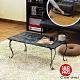 C'est Chic_貓紳士方形和室桌-大理石紋 W80*D40*H31.5cm product thumbnail 1