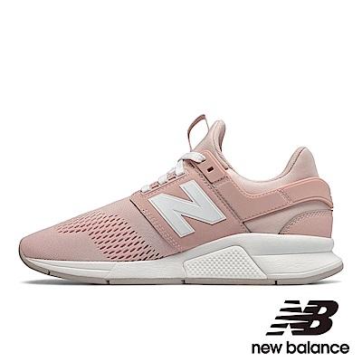 New Balance 復古鞋 WS247UI 女 粉紅