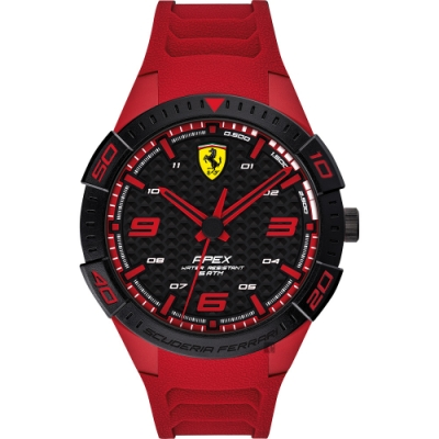 Scuderia Ferrari 法拉利 APEX系列手錶(FA0830664)-44mm