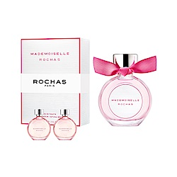 ROCHAS 羅莎小姐淡香水50ml(贈隨機小香*2)