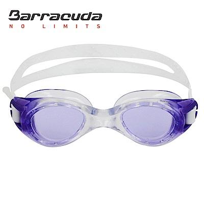 美國Barracuda 青少年訓練抗UV防霧泳鏡-TITANIUM JR#30920