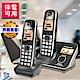 Panasonic國際牌 2.4GHz 高頻數位大字體無線電話KX-TG3712 經典黑 product thumbnail 1