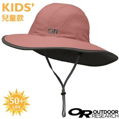 Outdoor Research 兒童款 Rambler Sun Sombrero UPF50+ 抗紫外線透氣牛仔大盤帽子.圓盤帽_石英粉