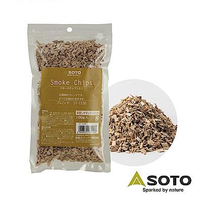 SOTO 經典煙燻木片(小)ST-1536