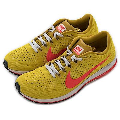 Nike 耐吉 ZOOM STREAK-慢跑鞋-男