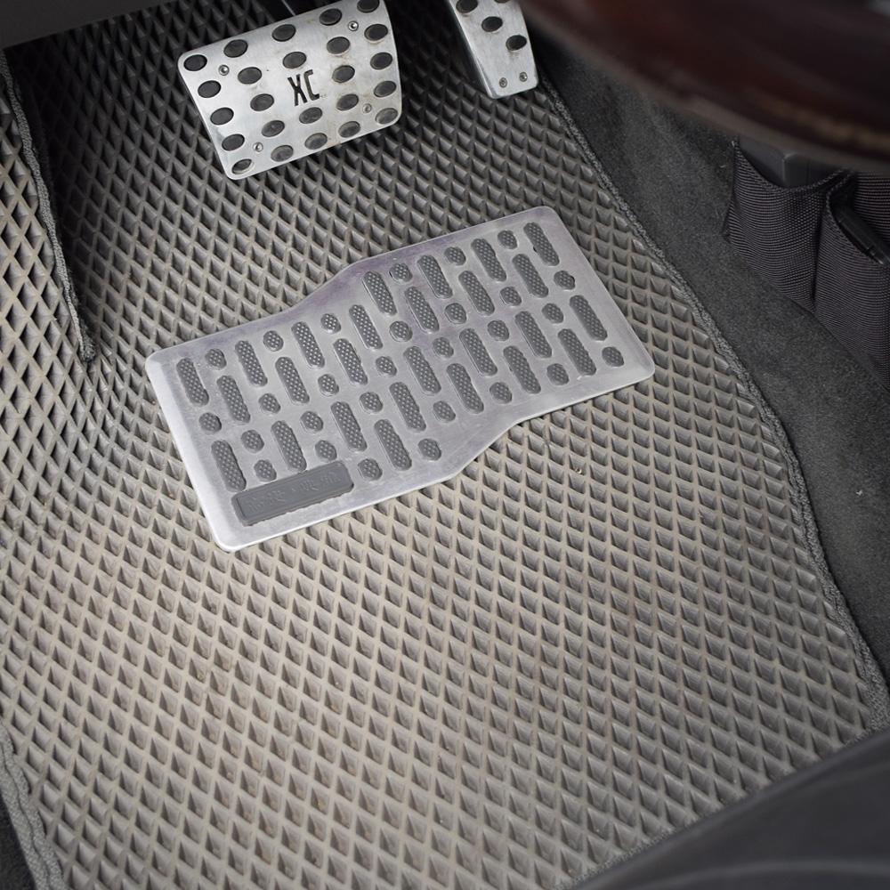 【車的背包】汽車踏墊強化踏板 product image 1