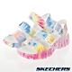 SKECHERS  女休閒系列 涼拖鞋 CALI GEAR D LITES 2.0-111068MLT product thumbnail 1