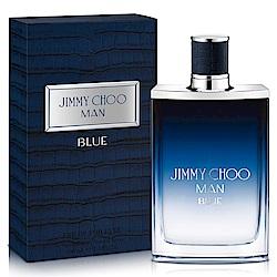JIMMY CHOO  酷藍男性淡香水100ml