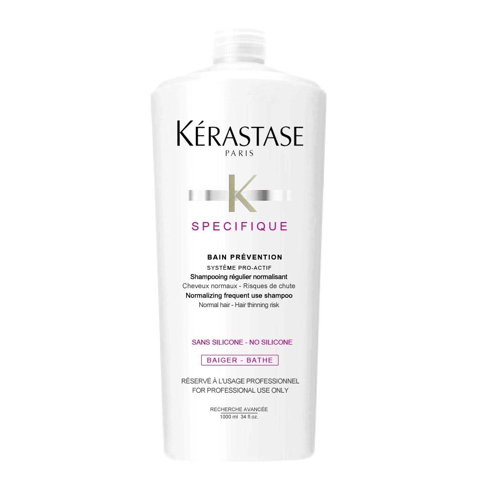 *KERASTASE 卡詩 全能活髮髮浴1000ml (含壓頭)