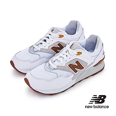 New Balance 復古跑鞋 男鞋 白 ML878ATA
